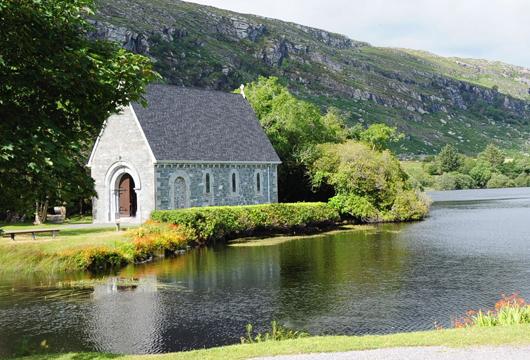 Gougane Barra Chapel